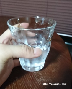アルコールよる疲れを防ぐ水